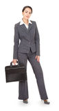 Portrait of a business woman Royalty Free Stock Images