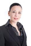 A portrait of a business woman Stock Photos