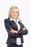 Portrait of business woman Stock Photography