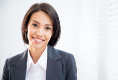 Portrait of business woman Stock Image