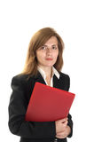 Portrait of businessewoman Royalty Free Stock Photography