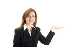 Portrait of businessewoman Stock Image