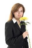 Portrait of businessewoman Royalty Free Stock Photos