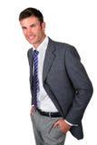 Portrait  businessman Royalty Free Stock Photos