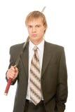 Portrait of businessman Stock Image