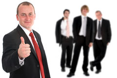 Portrait of a businessman Royalty Free Stock Photography