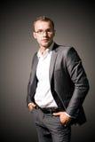 Portrait of a businessman Stock Photography