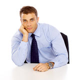 Portrait of Businessman Royalty Free Stock Photos