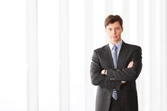 Portrait of businessman Stock Image