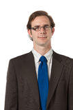 Portrait of a businessman Stock Images