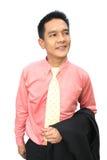 Portrait of Businessman smiling Stock Photos