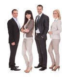 Portrait Of Businesspeople Group Stock Images