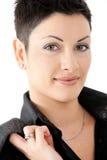 Portrait of businesswoman Stock Photography