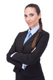 Portrait of businesswoman Royalty Free Stock Photos