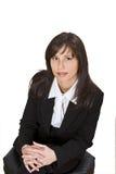 Portrait of a businesswoman Stock Images