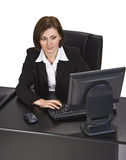 Portrait of a businesswoman Royalty Free Stock Photo