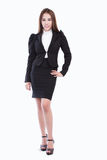 Portrait of businesswoman Stock Photos
