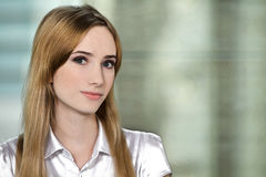 Portrait of businesswoman at office Royalty Free Stock Image