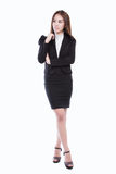 Portrait of businesswoman Stock Photo