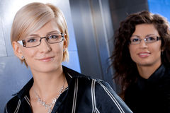 Portrait of businesswomen Royalty Free Stock Image