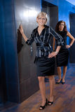 Portrait of businesswomen Royalty Free Stock Photo