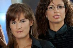 Portrait of businesswomen Stock Image