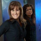 Portrait of businesswomen Stock Photo
