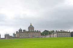 Portrait of castle howard Royalty Free Stock Images