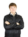 Portrait of casual man Royalty Free Stock Photography