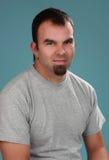 Portrait of caucasian man Stock Images