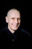 Portrait caucasien d'homme Image libre de droits