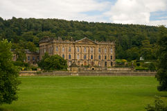 A portrait of chatsworth Stock Image