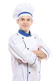 Portrait of chef Royalty Free Stock Photography