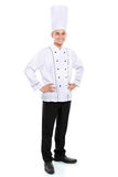 Portrait of chef smiling Royalty Free Stock Photography