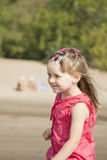 Portrait of a child. Royalty Free Stock Photography