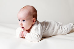 Portrait of a child Royalty Free Stock Photos