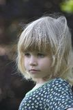 Portrait of child Stock Photography