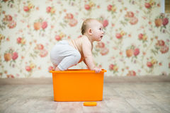 Portrait of a child Royalty Free Stock Photography