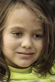 Portrait of a child Stock Images