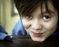 Portrait of a child Stock Photos
