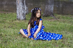 Portrait of a child Girl Stock Photos