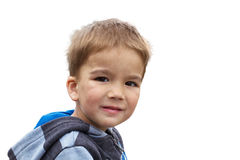 Portrait of the child Royalty Free Stock Images