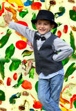 Portrait of child Royalty Free Stock Photo