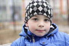 Portrait of a child Stock Image