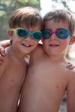 Portrait of children Stock Images