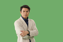 Portrait of Chinese man Stock Images