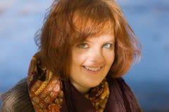 Portrait close up Stock Photo