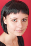 Portrait closeup Stock Photos
