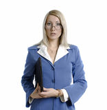 Portrait of a confident attractive business woman Stock Photography