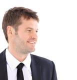 Portrait of a confident business man Stock Photography